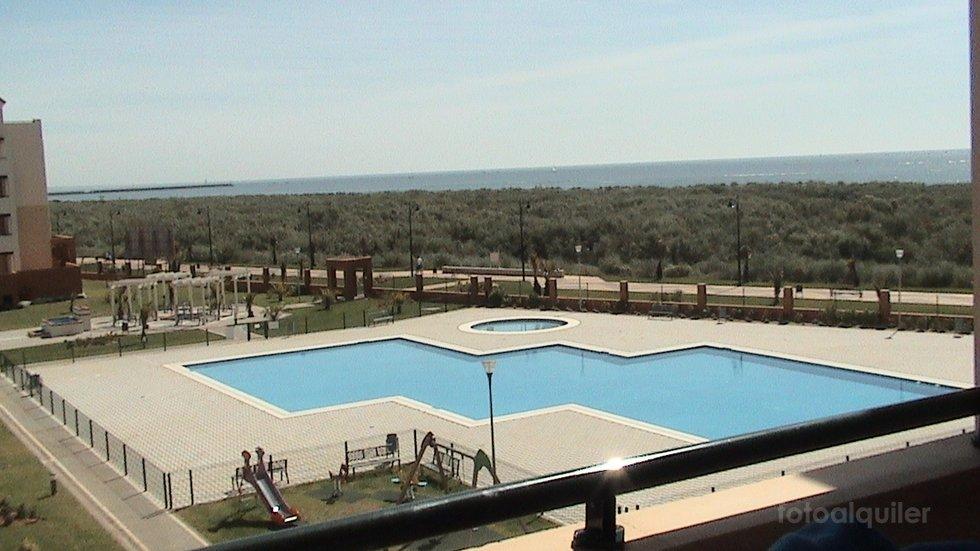 Primera linea Isla Canela, Apartamento un dormitorio urbanización Los Pelicanos, Ayamonte