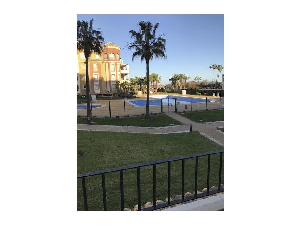 Apartamento en primera línea de playa, en la urbanización Canela Park, Isla Canela, Ayamonte, Huelva, ref.: islacanela5677