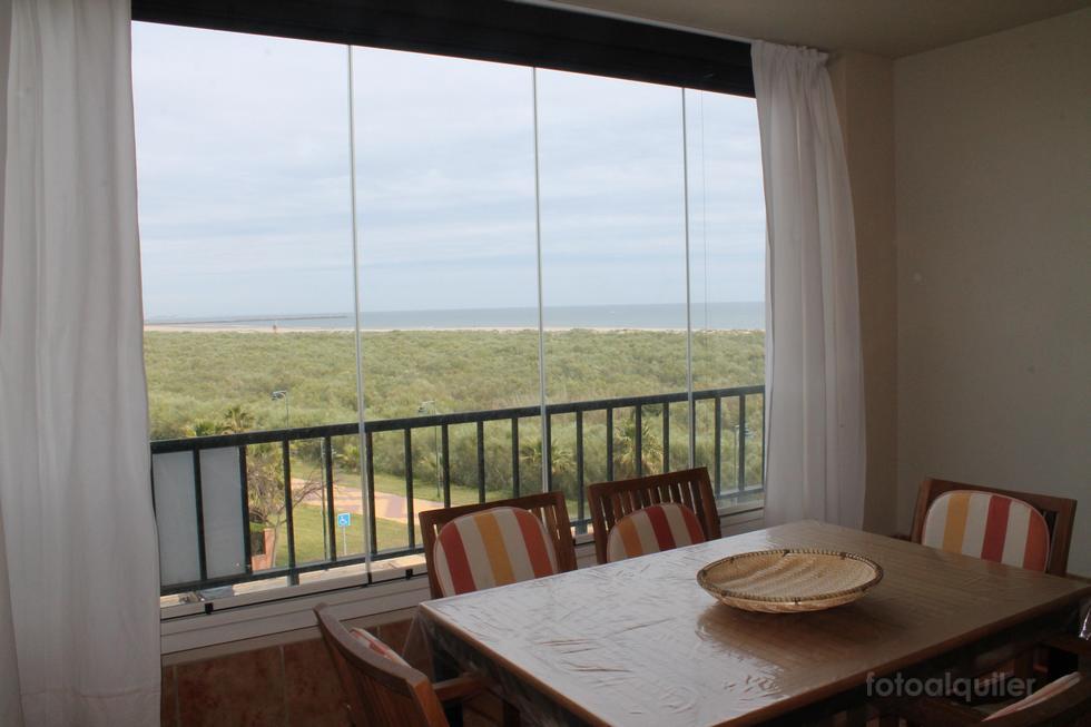 Apartamento en primera línea, urbanización Los Pelicanos, Isla Canela, Huelva, ref.: islacanela8241