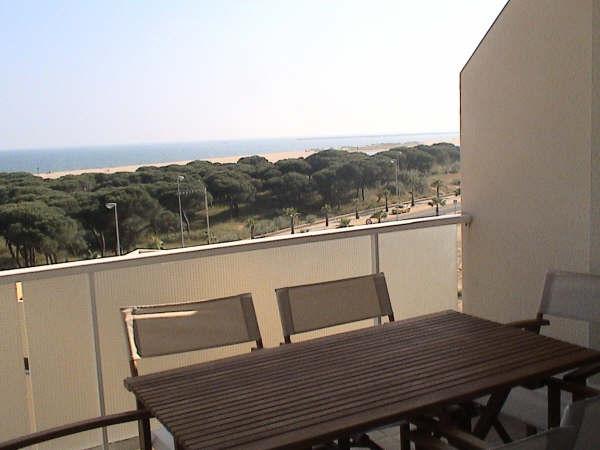 Apartamento en primera línea playa para 6 personas en Isla Cristina