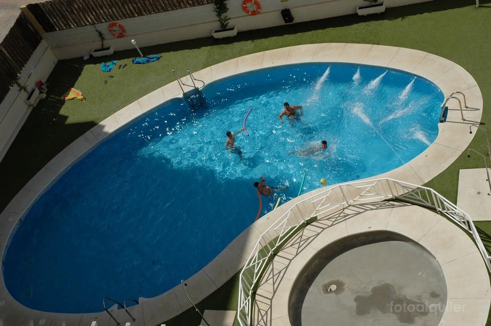 Apartamento para vacaciones en primera linea playa en Isla Cristina