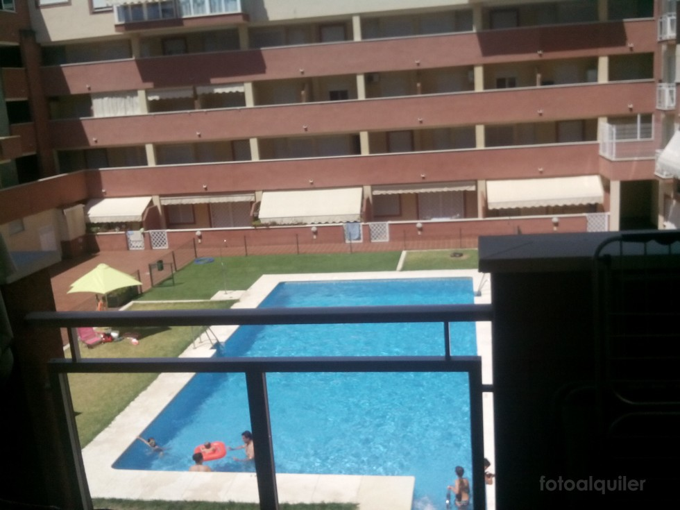 Alquiler de apartamento con gimnasio en Isla Cristina, Huelva