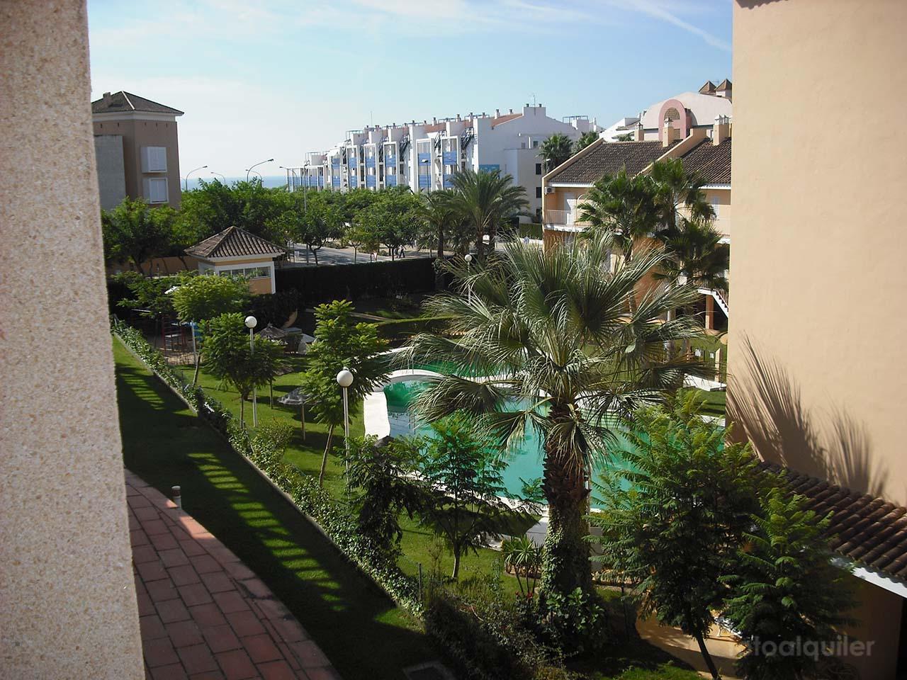 Apartamento de alquiler en Islantilla para 4 personas a 150 metros de la playa