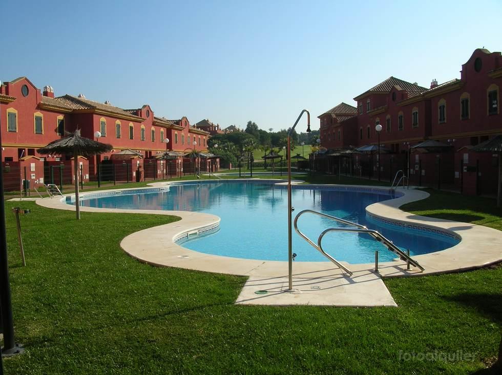 Alquiler casa para vacaciones en Islantilla, Urbanización Acuario Golf