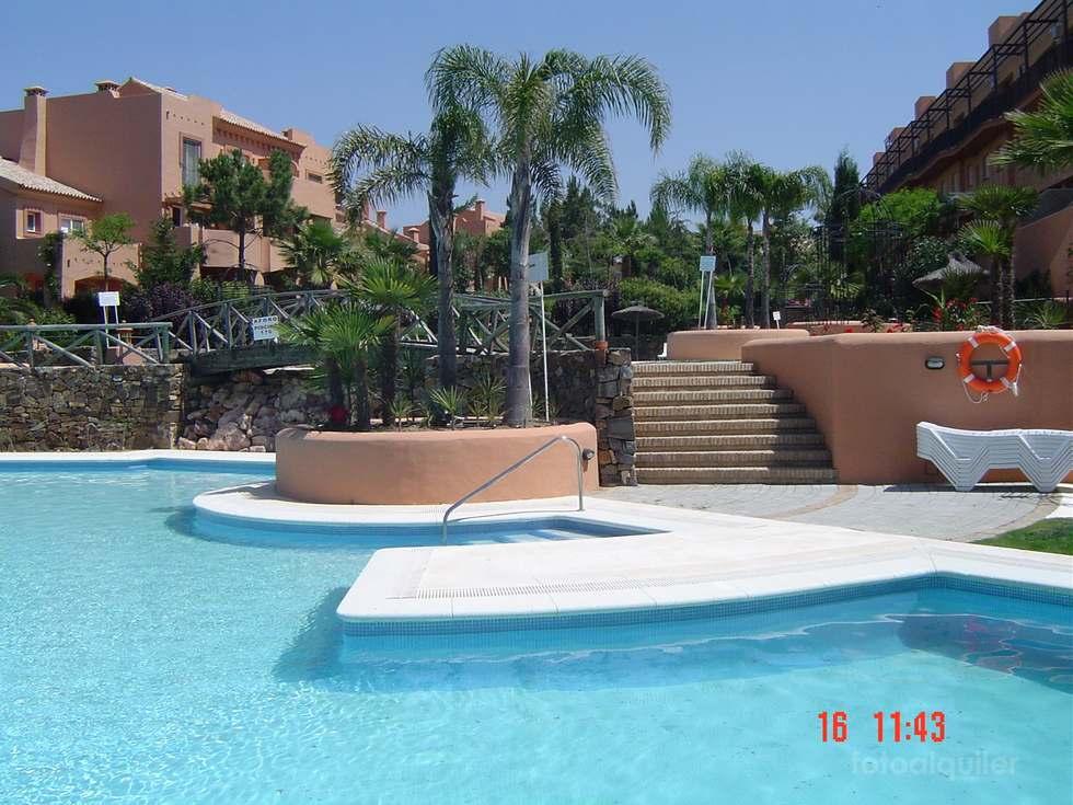 Alquiler apartamento duplex con vistas al mar en Islantilla, Residencial Matahacas