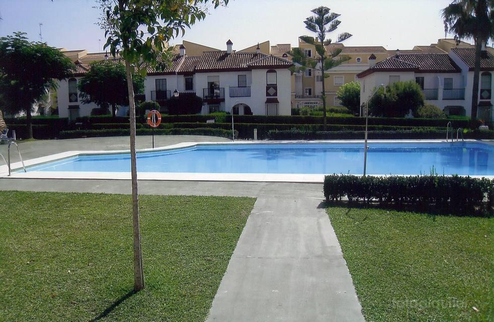 Alquiler de piso con jardín en Islantilla, Urbanización Islantilla Sol, Huelva