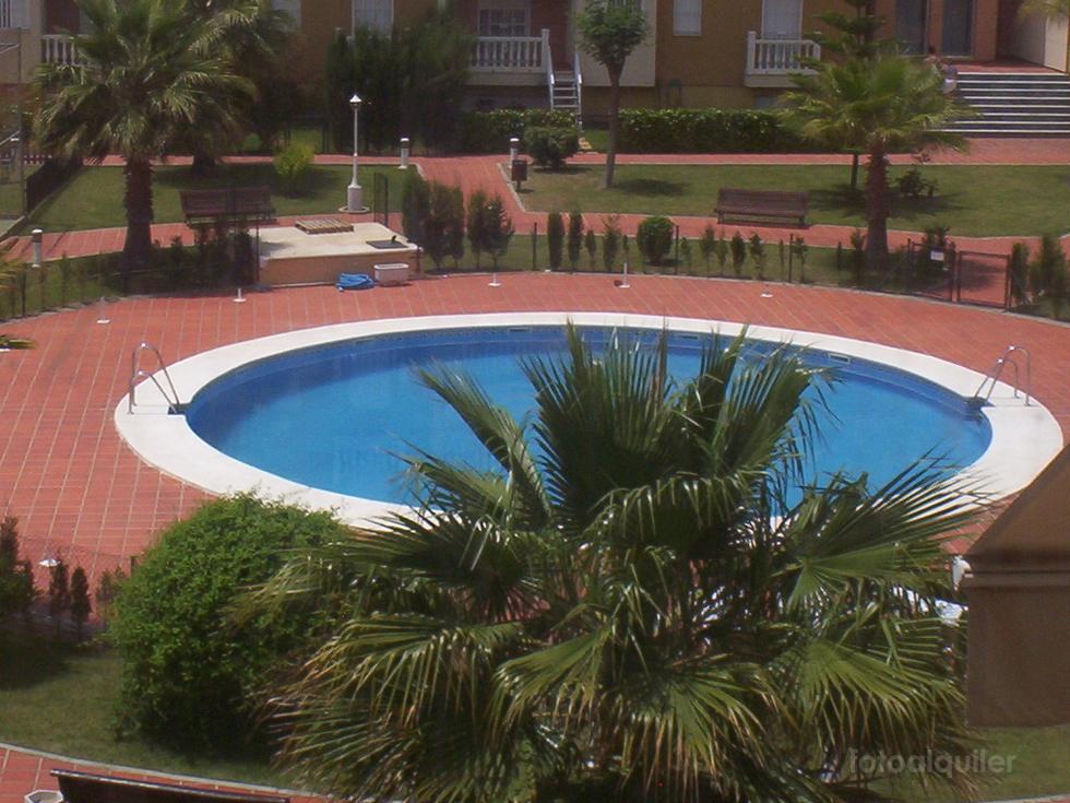 Alquiler apartamento duplex en Islantilla, a 2 minutos de la playa, Urbanización Bellamar