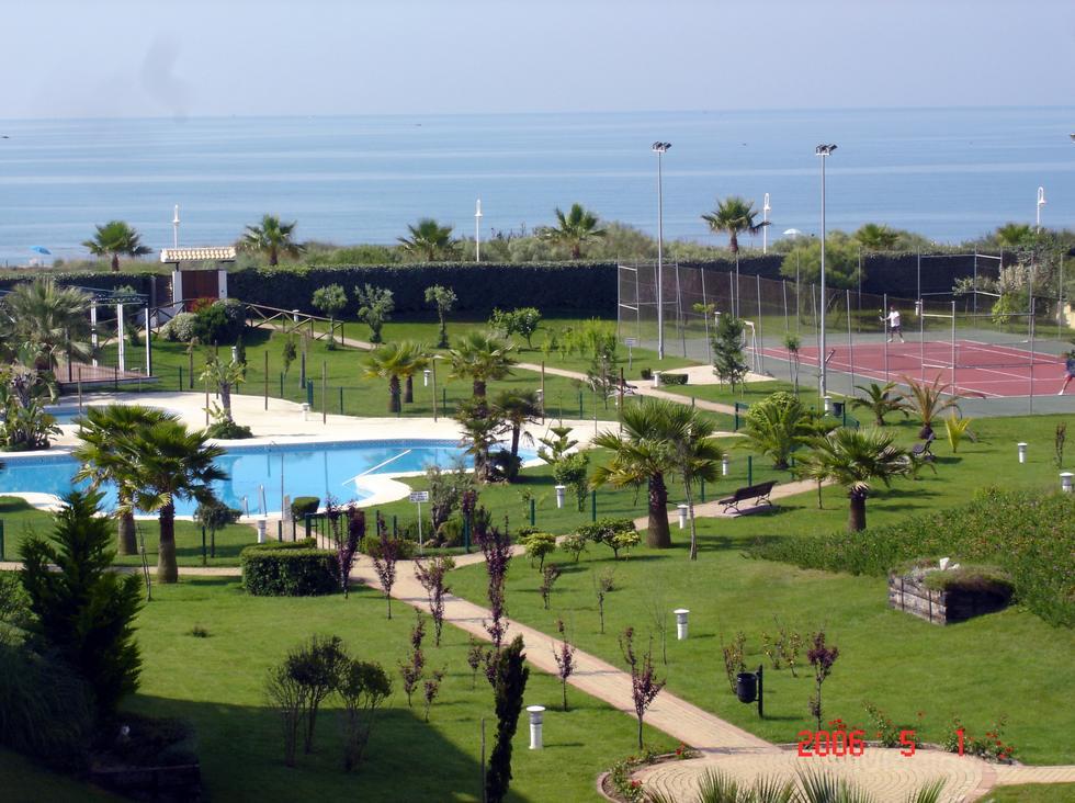Apartamento para vacaciones en primera linea, Urbanización Cuatro Mares, Islantilla