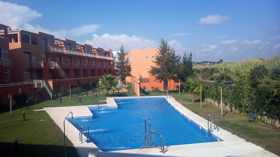 Alquiler de apartamento en Islantilla, Urbanización Green 7, Huelva