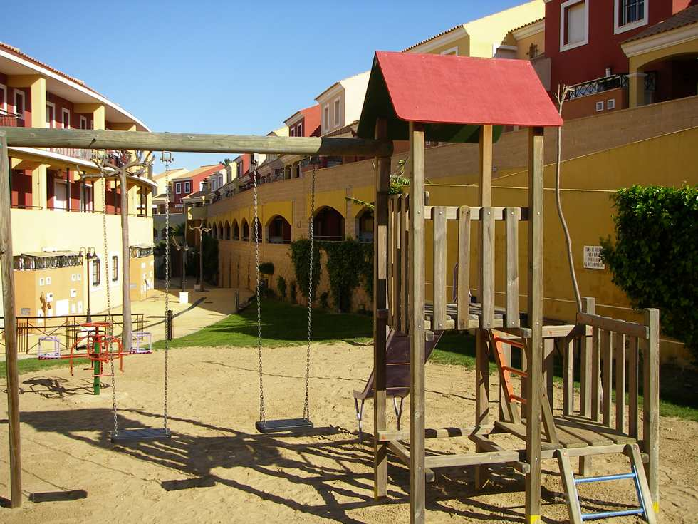 Alquiler de chalet adosado en Islantilla, urbanización Lomas I