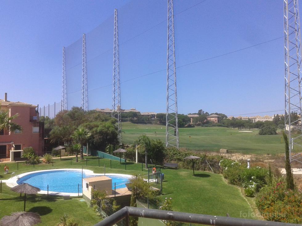 Alquiler chalet con solarium en Islantilla, urbanización Las Moras, Huelva