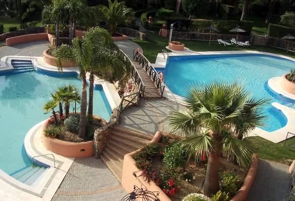 Alquiler de apartamento en la urbanización Altavista, Islantilla, Huelva, ref.: islantilla3840