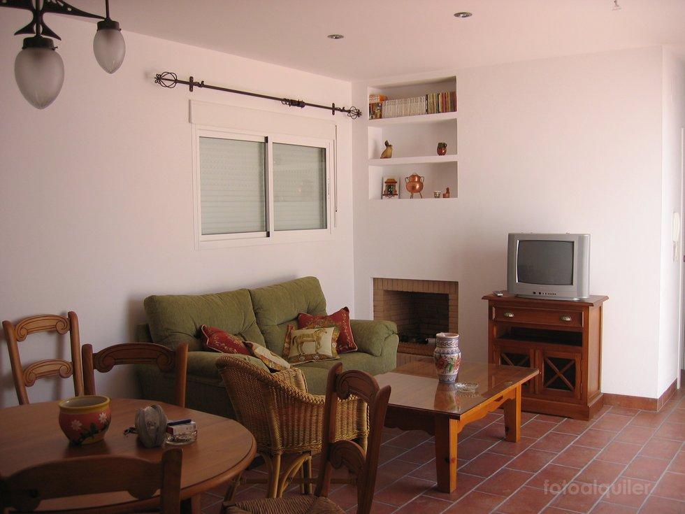 Alquiler chalet para vacaciones  tres dormitorios en Islantilla,  Urbanización Urbasur
