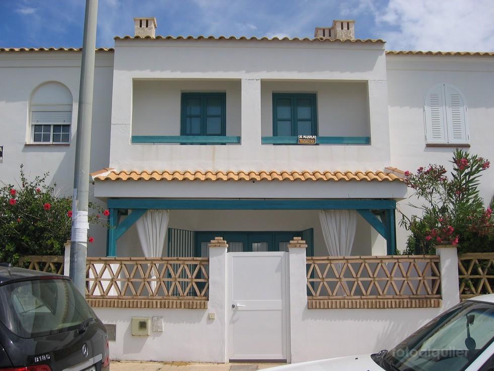Alquiler de chalet en primera línea de playa en Islantilla, Costa de la Luz, Huelva, ref.: islantilla5780