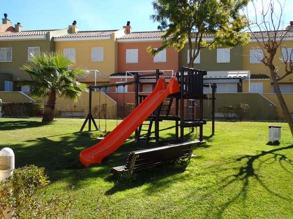 Alquiler casa para vacaciones con tres dormitorios en Islantilla, Las Palmeras Golf