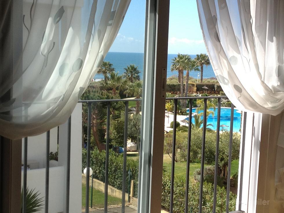 Apartamento primera linea, con vistas al mar en Islantilla, Urbanización Cuatro Mares