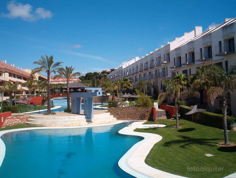 Alquiler de apartamento en el residencial Océano, Islantilla, Costa de la Luz, Huelva., ref.: islantilla8993