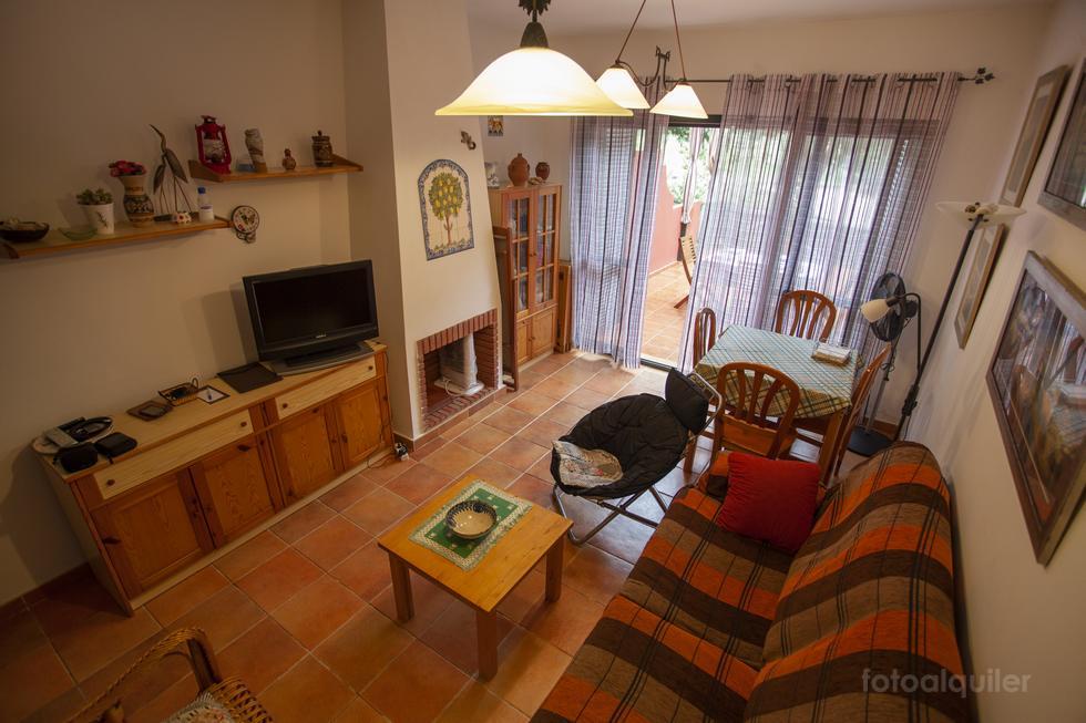 Alquiler chalet para vacaciones en Islantilla, dos dormitorios