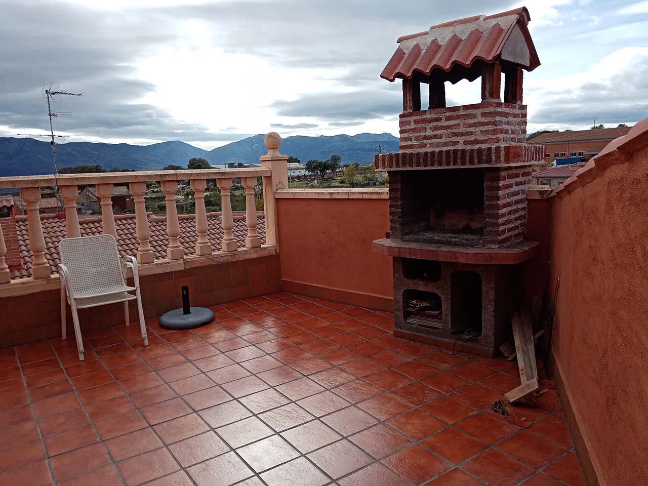 Casa Rural Jaci y Cipri en Navalmoral de la Sierra, Avila