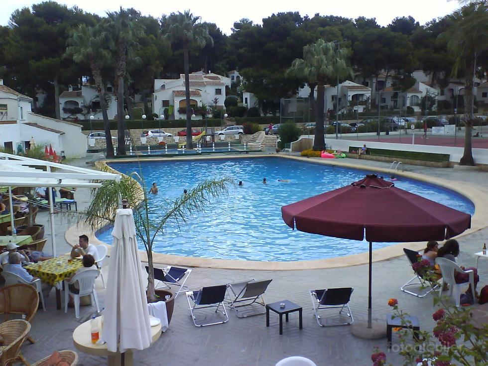 Alquiler de apartamento en el residencial Toscamar, Jávea, Alicante, ref.: javea-10975
