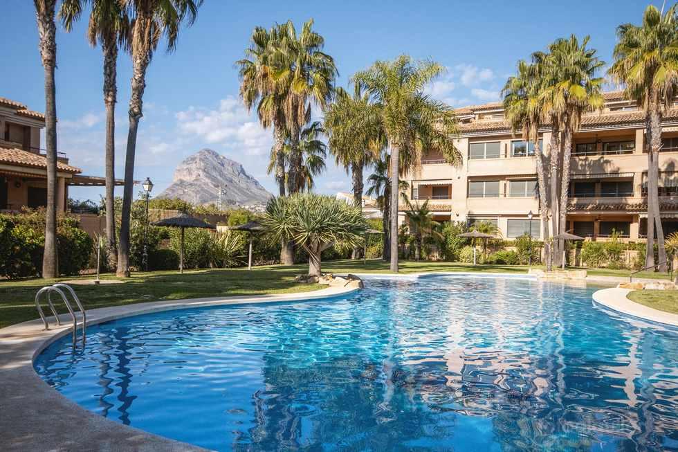 Apartamento Avatar, apartamento de vacaciones en Jávea, Alicante, Costa Blanca