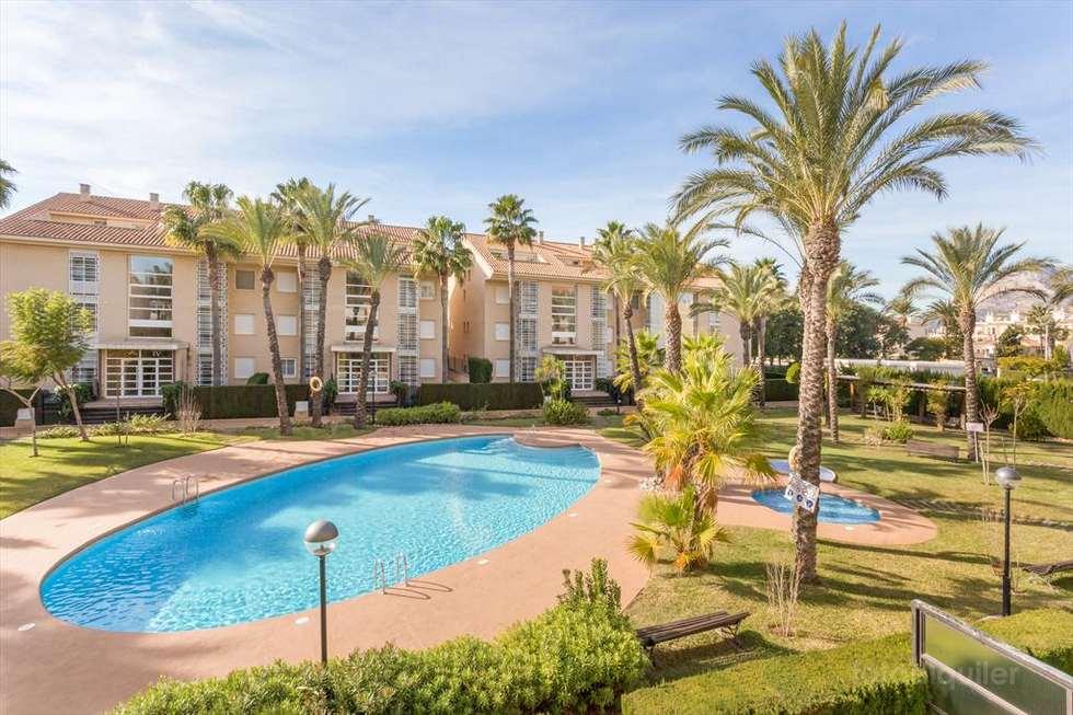 Apartamento en la playa del Arenal, Jávea, Costa Blanca, Alicante