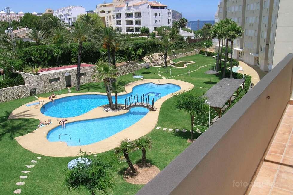 Apartamento en la urbanización Golden Gate, primera línea, Jávea, Alicante, ref.: javea4368