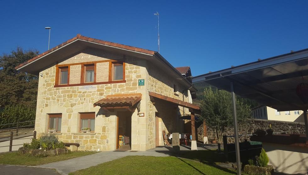 Casa Rural Karteruena, Berriz, Vizcaya.