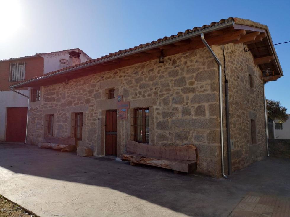 Casa Rural La Cantina en Villar de Corneja, Avila
