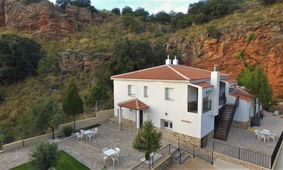 Casas Rurales La Carrasca en Ossa de Montiel, Lagunas de Ruidera, Albacete