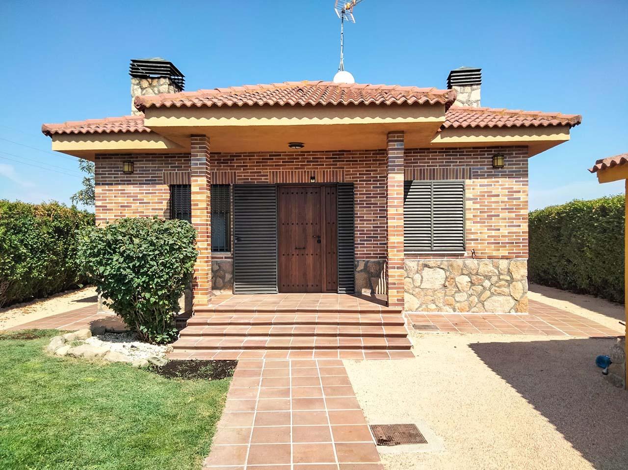 La Casa del Colmao, casa rural en Sanchidrián, Ávila