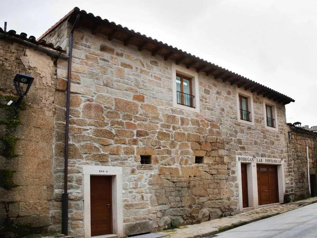 La Casa del Vino, alquiler de casa rural completa en los arribes del duero en Fermoselle, Zamora