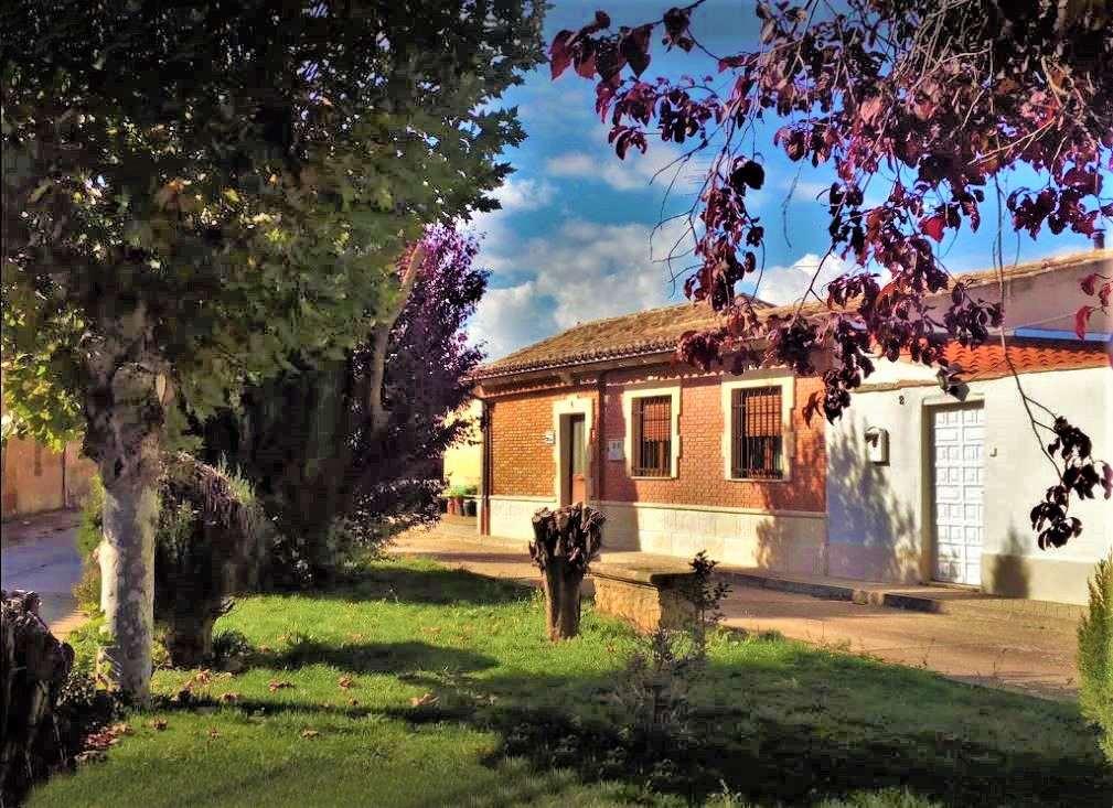 Casa Rural La Casilla de Mila en Frómista, Palencia.