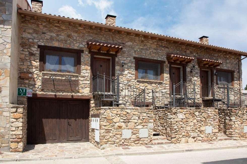 La Casona de Gascones 2, alquiler de apartamentos rurales en la Sierra de Madrid, Gascones