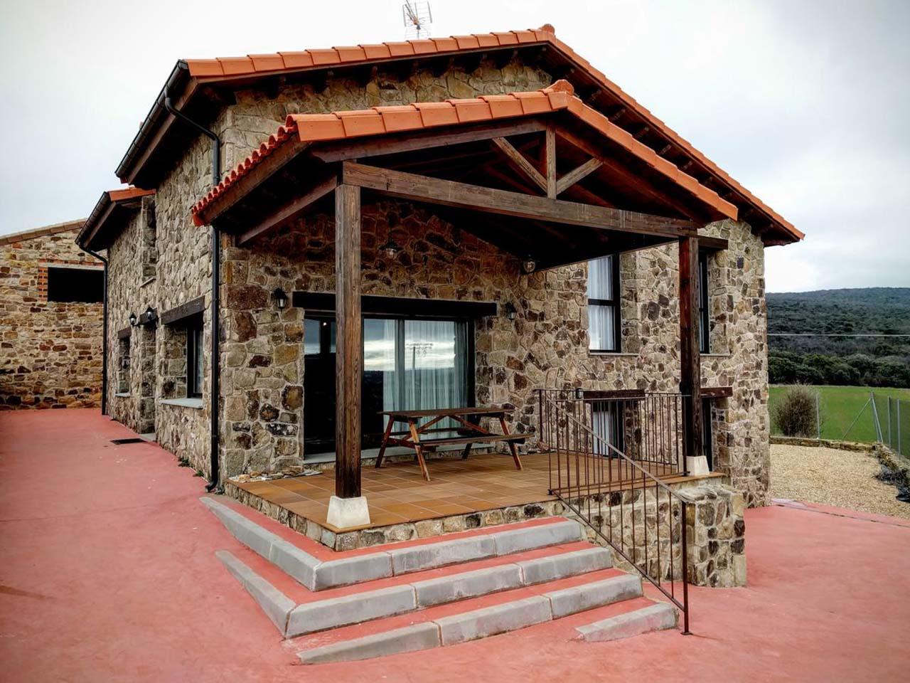 La Casona del Silencio, casa rural para 8 personas en Canos, Soria