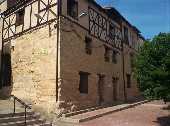 La Condesona, casa rural en la Ribera del Duero, Torresandino, Burgos