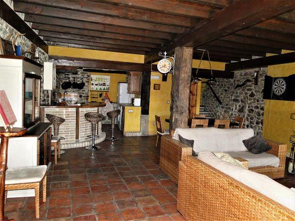 La Corva, casa rural en Parque Natural de Fuentes Carrionas, Triollo, Palencia