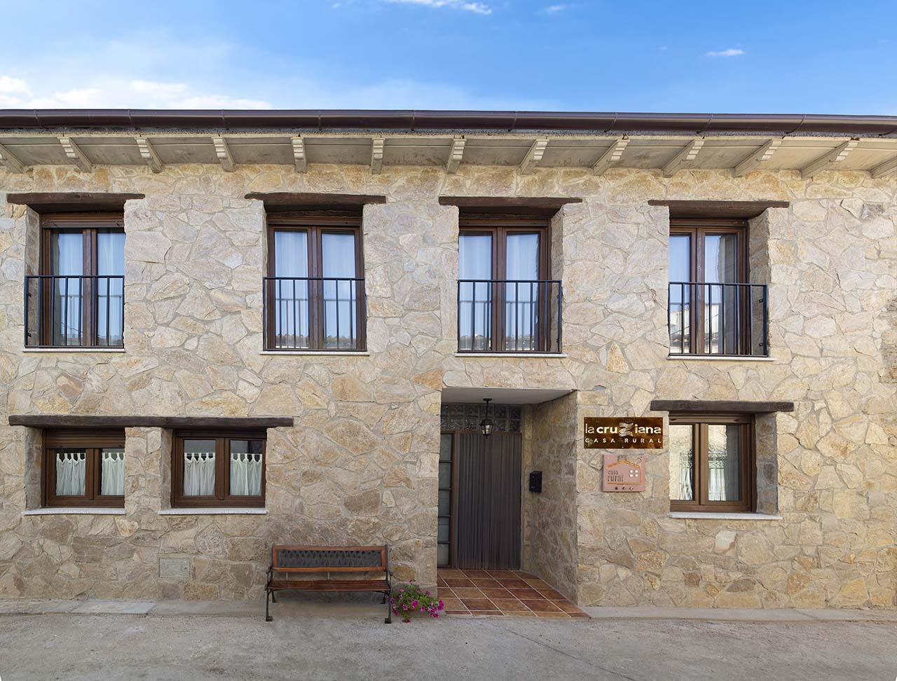 Casa Rural La Cruziana en Serradilla del Arroyo, Salamanca