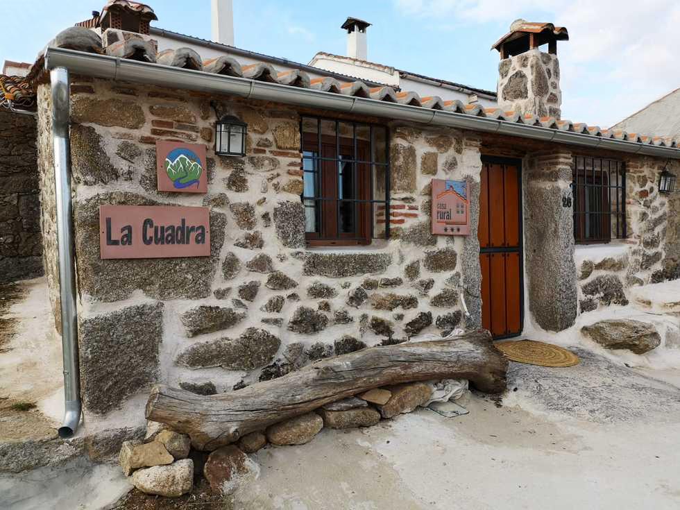 Casa Rural La Cuadra en Villar de Corneja, Avila