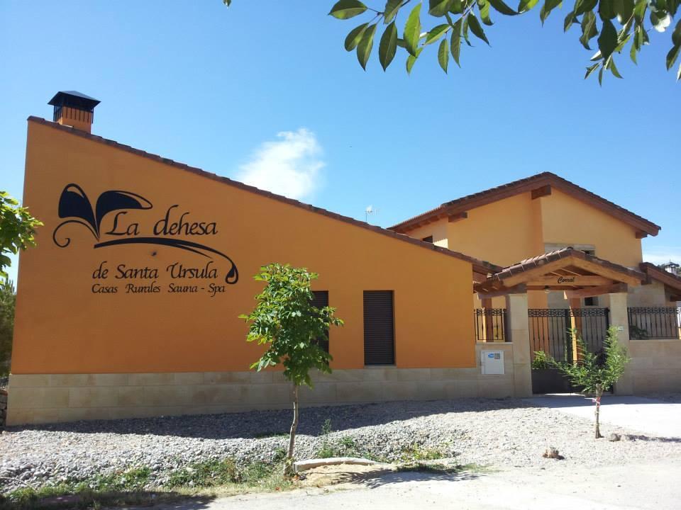 Alquiler de Casas Rurales con spa y sauna privada en La Dehesa de  Santa Úrsula, Espeja de  San Marcelino (Orillares), Soria