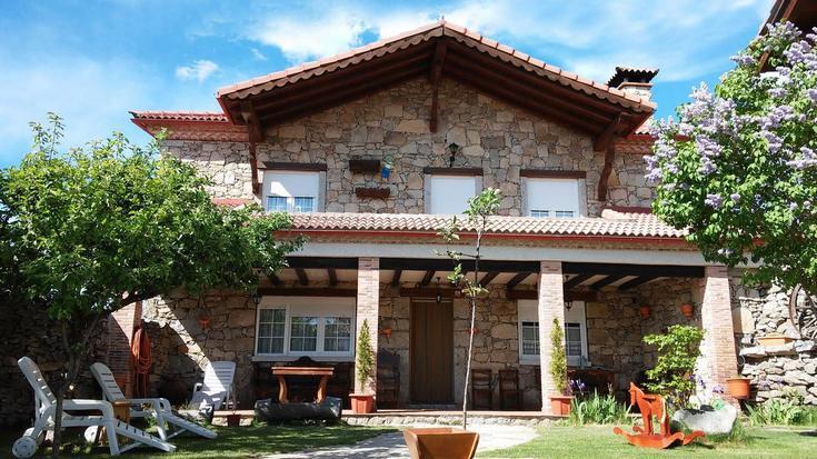 La Ermita de Gredos, casa rural para 8 personas con 5 estrellas en Navarredonda de Gredos, Avila