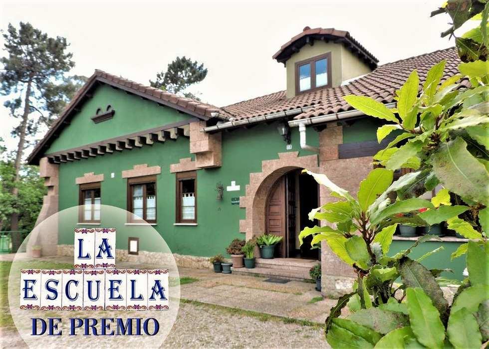 La Escuela de Premio, casa rural en Santullano, Asturias