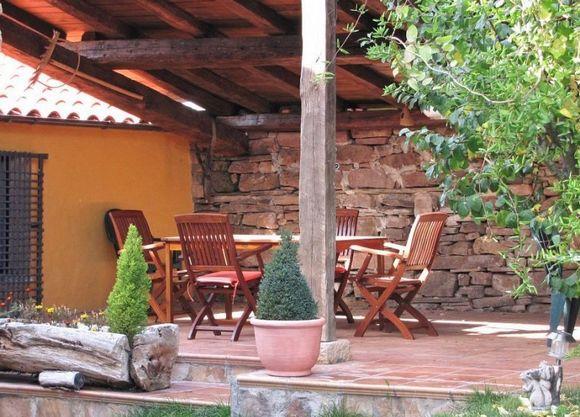 Alquiler de Casa Rural La Fragua III en Rebollar, Soria