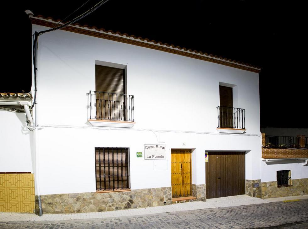Alquiler de casa rural La Fuente en Segura de León, Badajoz