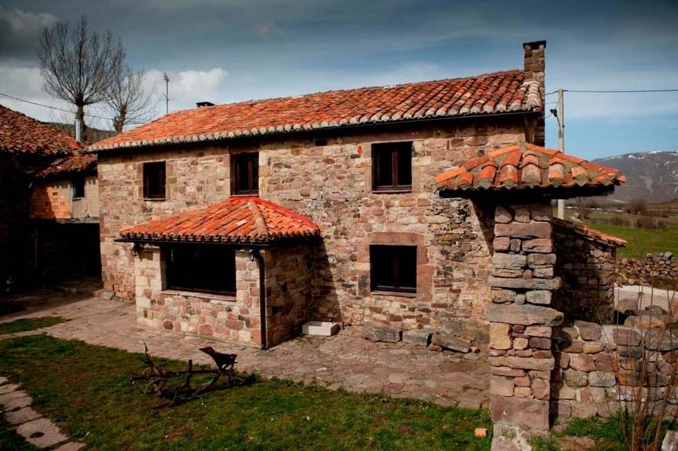 La Hornera de la Abuela, Alquiler de Casa Rural en Valberzoso (Brañosera), Palencia ref.: la-hornera-de-la-abuela