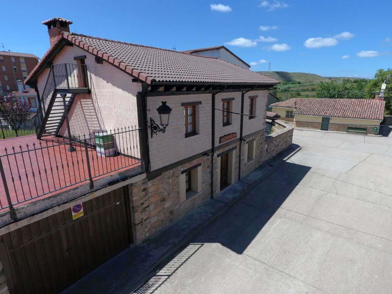 Casa Rural La Majada Palentina en Villanueva de Arriba, Palencia