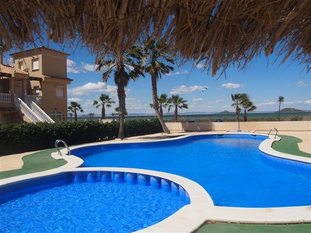Alquiler de duplex en primera linea con vistas al mar, La Manga del Mar Menor, Murcia