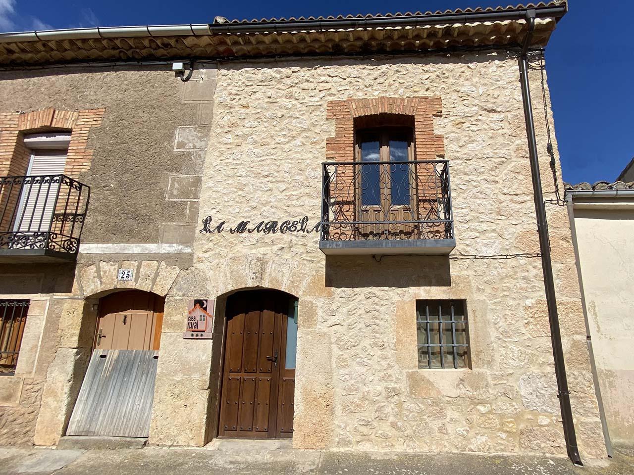 Alquiler de casa rural con barbacoa en Peñalba de San Esteban, Soria
