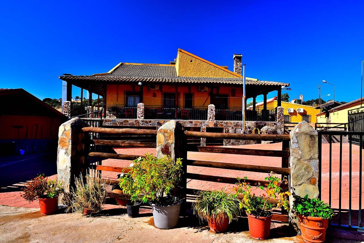 Casa Rural La Mina en Minas de Santa Quiteria, Toledo