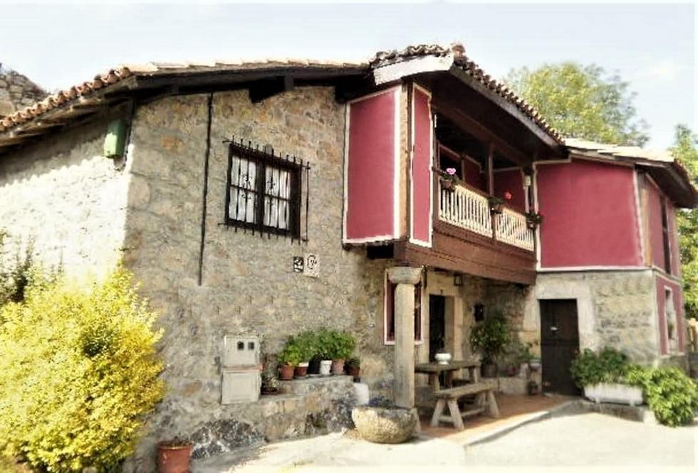 Casa de aldea La Tabernina, Cangas de Onís, Labra, Asturias